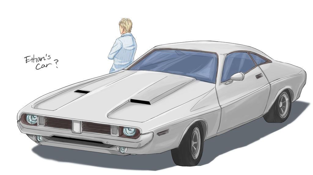 Ethan S Car By Seacobalt On Deviantart