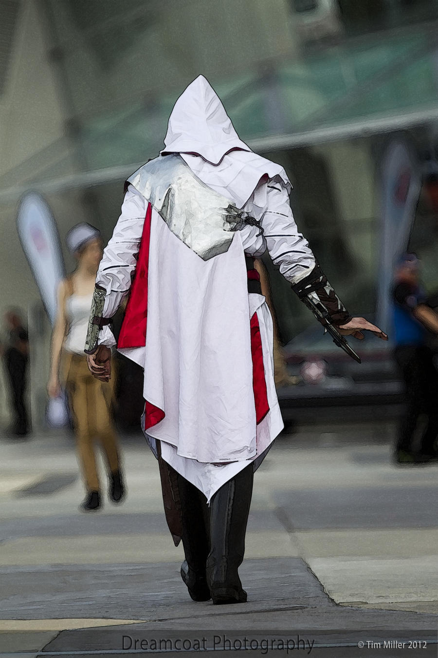 Assassins Creed by spyjournal
