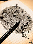 ~ Inky Doodles.