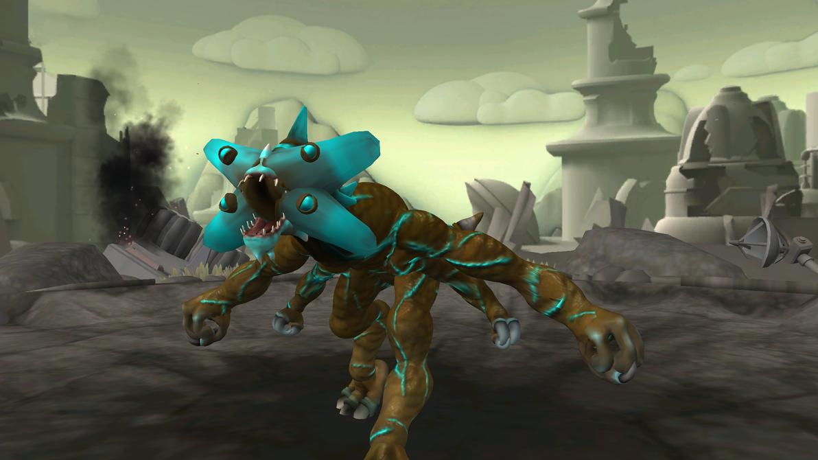 Hammerhead Kaiju 2 by LudicrousAvatar on DeviantArt Pacific Rim Hammerhead