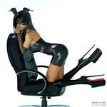 Shareen 154 (4k - Bad Bunny 17)