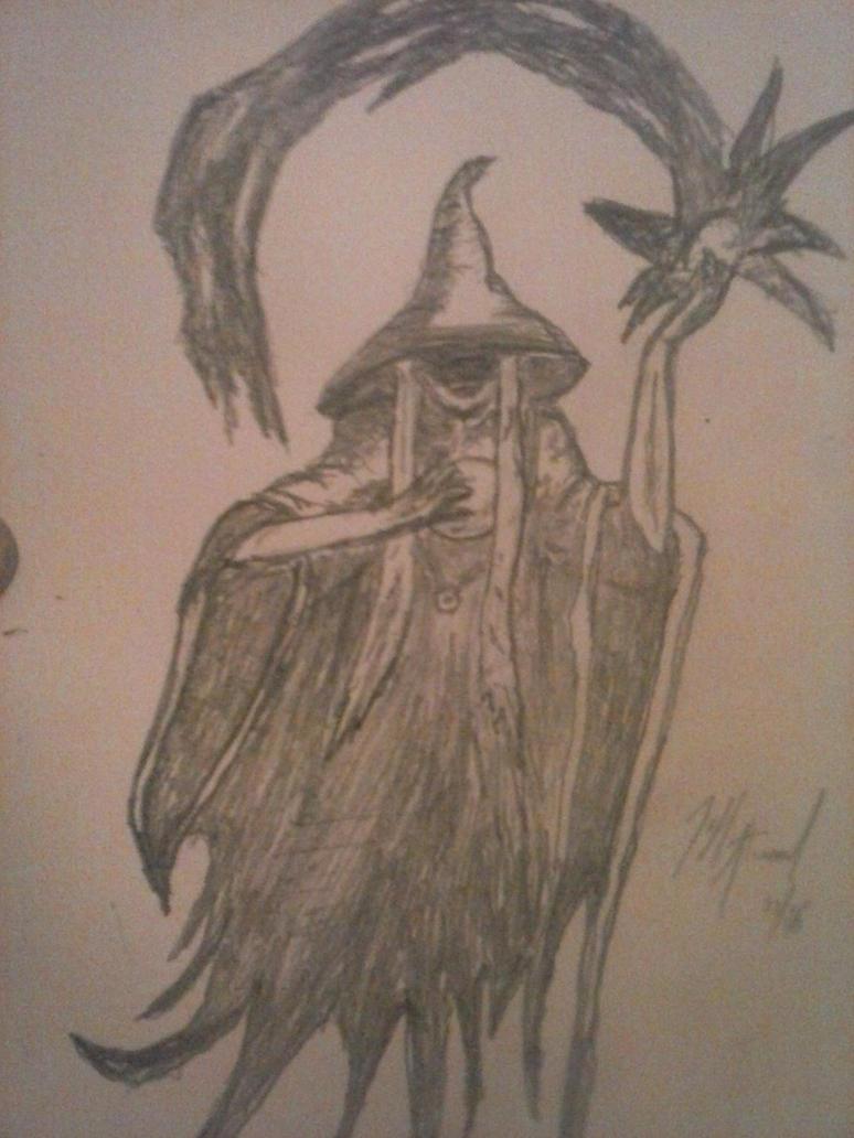 dark orco  by smokinjeff