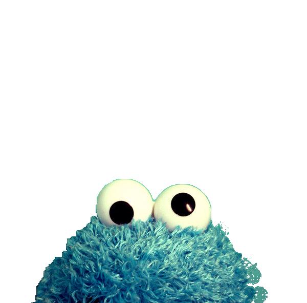 PNG Cookie Monster by Abrulcitta on DeviantArt