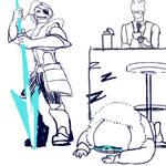 [undertale]Neglect of duty