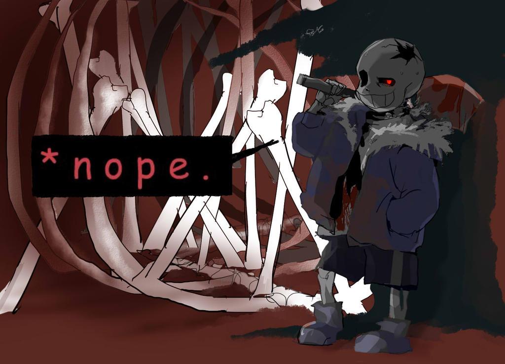 скачать игру Horrortale - фото 2
