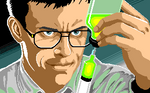 Re-animator Pixel art