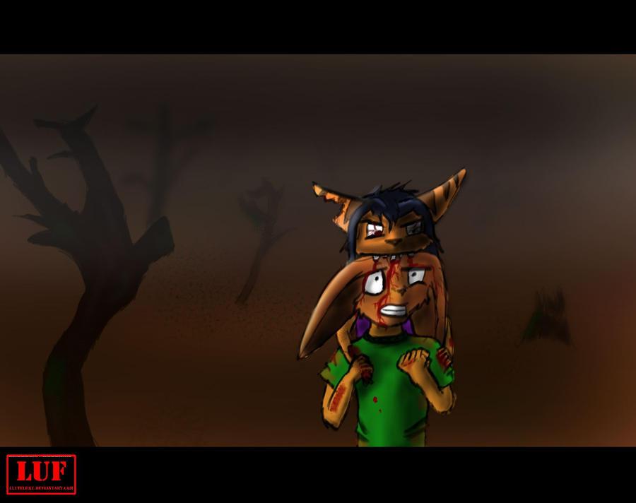 Zombieland -gift- by Lufteluke