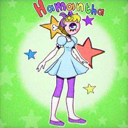 Hamantha - jack stauber