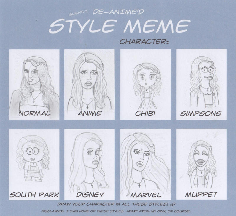 Quinn Fabray Style Meme By Marheaven8 On Deviantart
