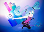 Hatsune Miku -Electric Love-