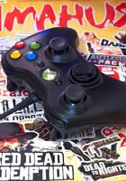 XBox 360 gamepad by RomaXP