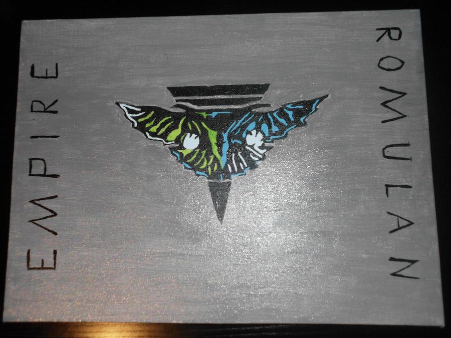 Romulan Emblem by Jhadin
