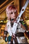 FF13: Lightning Blade