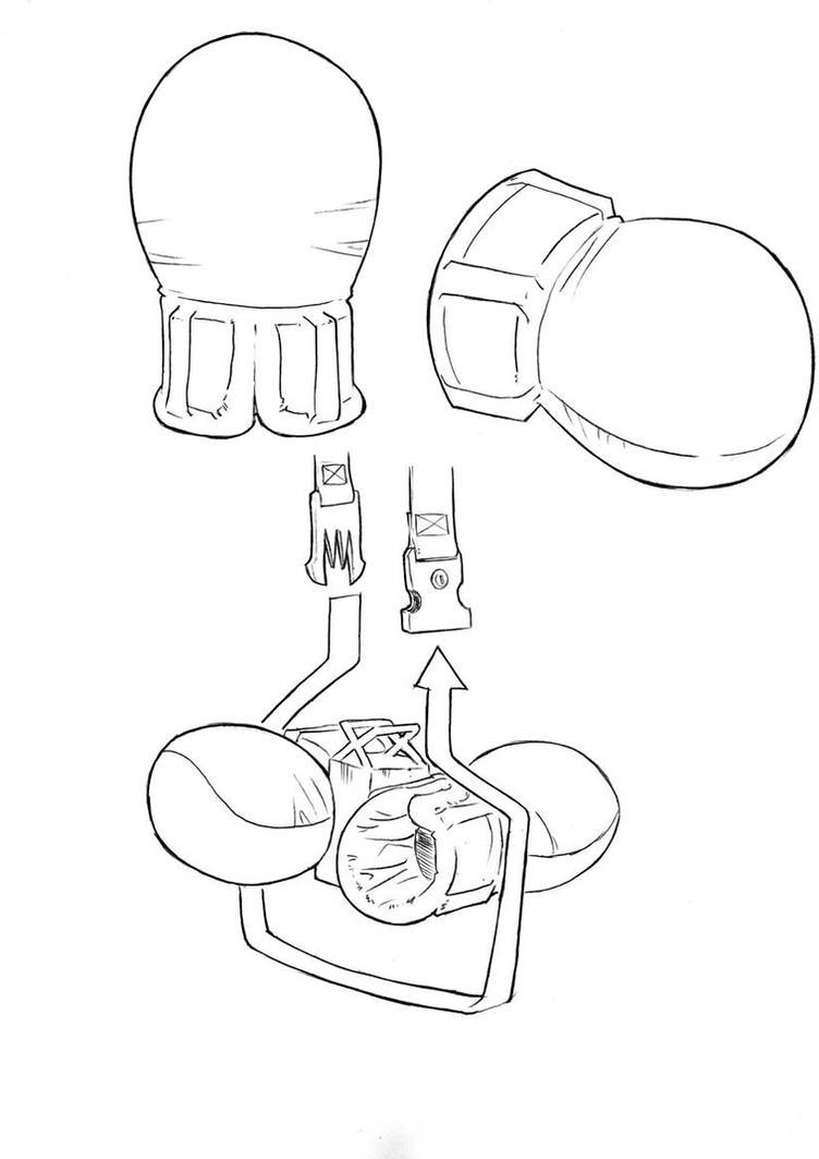 Restrain Harness 6 by Daikinbakuju