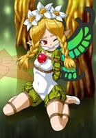 Bound and Gagged Fairy by Daikinbakuju