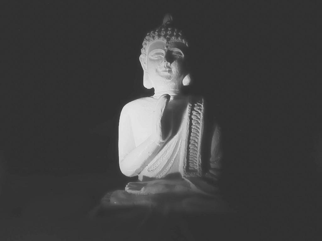buddha by mydeerdog