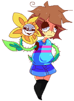 Undertale Much by afroclown