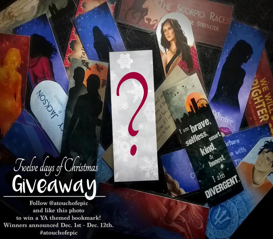 Giveaway! by Saracia