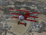 RedBaron's Fokker Dr.I