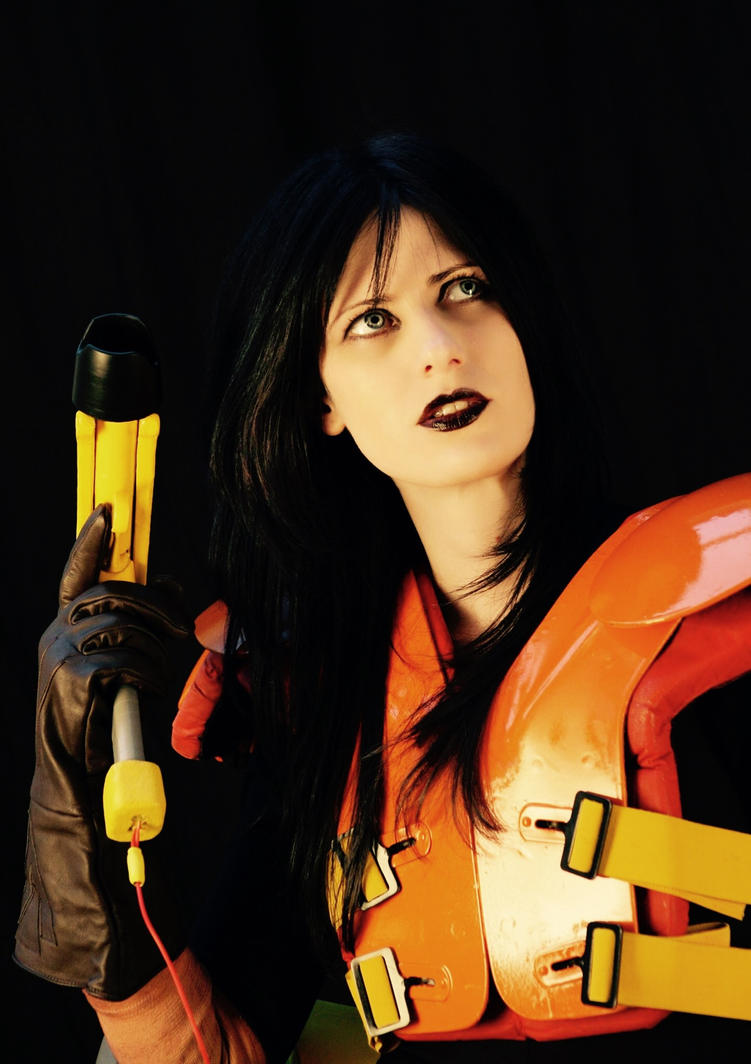 Kylie Griffin - Extreme Ghostbusters by EGB-art-fanfic on ...