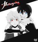 Yato and Yukine - Noragami