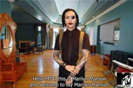 Marilyn Manson by CrashQueen1
