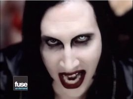 Marilyn Manson by CrashQueen1
