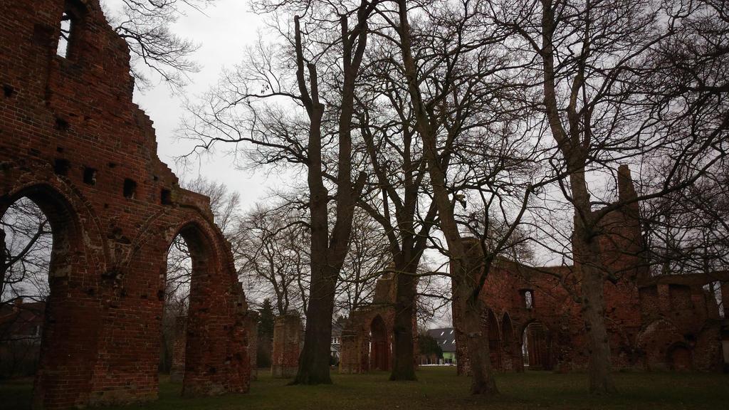 Eldena Abbey (for squidwardfan101) by Lana90