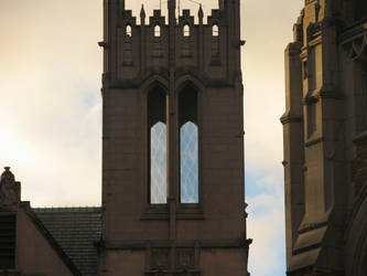 Gothic Tower by MikeKlacy