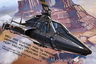 stealth helicopter airwolf with Bell 222 Custom A56 7w Airwolf 602212834 on Apache Helicopter Pictures further Fitness besides Navy Seals as well Lawmakers Hold Hearing On Deadly Extortion 17 Helicopter Crash In Afghanistan 1 additionally Future Helicopter Gunship.