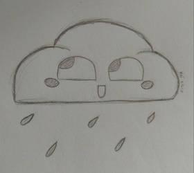 Day 94: Troll Rain Cloud