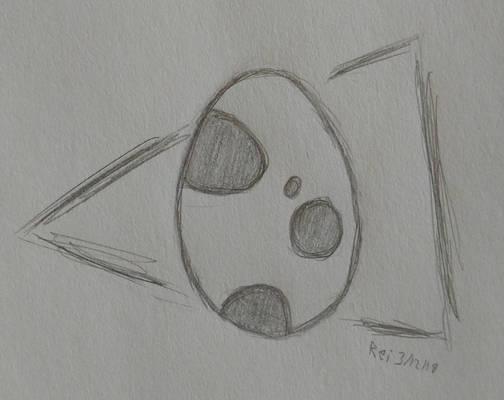 Day 100: Pokemon Egg