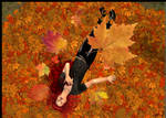 We Are But Falling Leaves