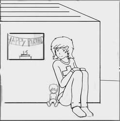 Happy 13th Birthday, Ella by MagnaProspekt