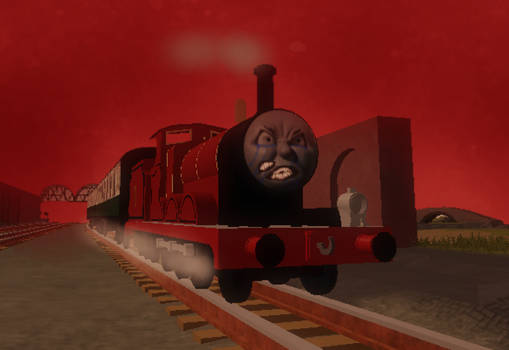 Sodor Fallout James (100th Deviantion Special)