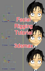 3Dsmax Face Rigging Tutorial