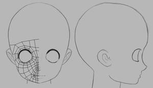 Another 3D Head Reference File