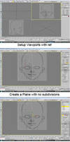 Head Modeling Tutorial by Athey