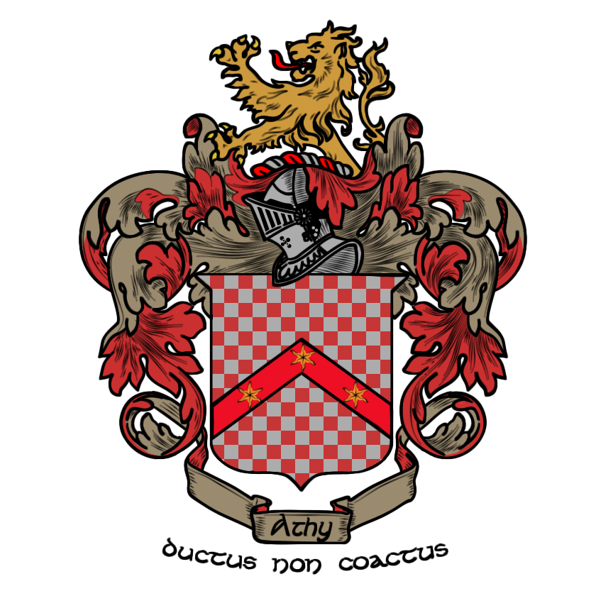 Family Crest by Athey