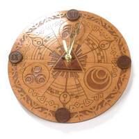 Legend of Zelda Wall Clock by Athey
