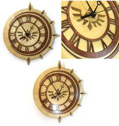 Zelda Crescent Clock Comp
