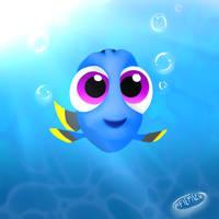 Baby dory by afifmizu