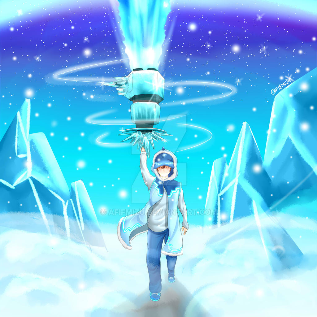 handphone wallpaper boboiboy ice - photo #4