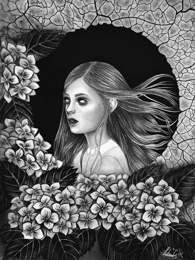 Ghost girl by liptaizsofi
