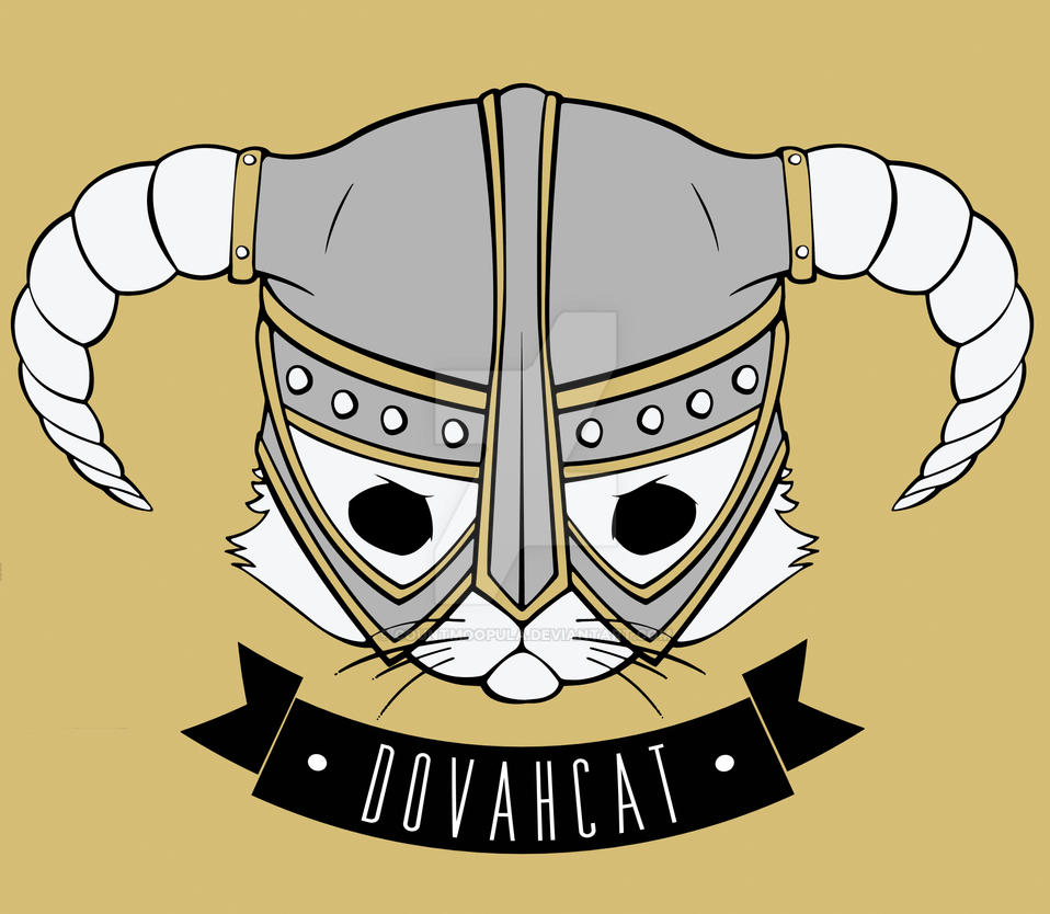 Dovahcat by countmoopula