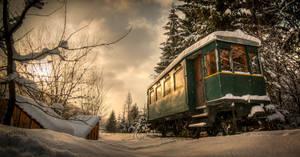 Vychylovka - muzeum Oravskej dediny by Richie181