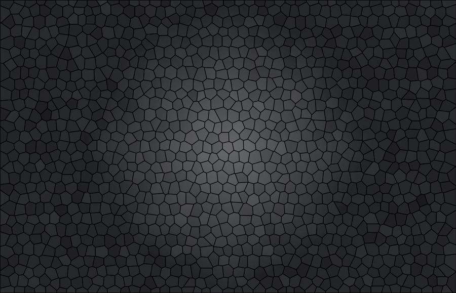 Dark mosaic tile wallpaper by grimmstrong on deviantart for Black 3d tiles wallpaper