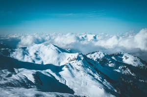 Mountain Views by 1darkstar1