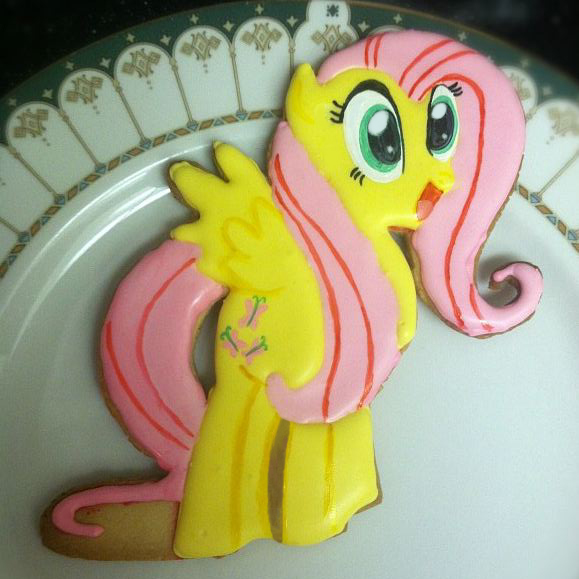 Fluttershy by MrsCupCakeCookies