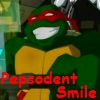 Pepsodent smile icon by Kharotus